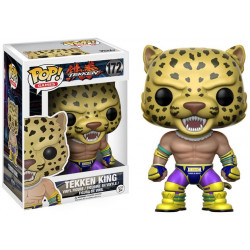 Tekken: Tekken King Funko POP! Games Vinyl Figur number 172