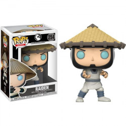 Mortal Kombat: Raiden Funko POP! Games Vinyl Figur number 254
