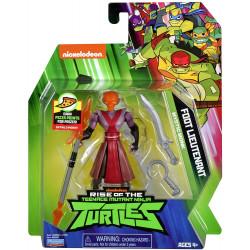 Rise of the Teenage Mutant Ninja Turtles Foot Lieutenant Mystic Monk Basic Figure