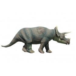 Triceratops - med Dino Damage - Jurassic Park figur JP08