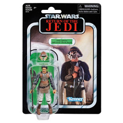 Lando Calrissian (Skiff Guard) Star Wars EP VI Vintage Collection Action Figure 2019