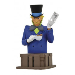 BESTILLINGSVARE: Batman The Animated Series Bust Mad Hatter 18 cm