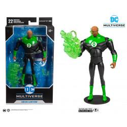 BESTILLINGSVARE: Justice League Action Figure Green Lantern 18 cm McFarlane Toys
