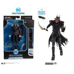 BESTILLINGSVARE: Dark Nights: Metal Build A Action Figure The Batman Who Laughs 18 cm McFarlane Toys