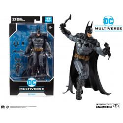 BESTILLINGSVARE: Batman Arkham Asylum Action Figure Batman 18 cm McFarlane Toys