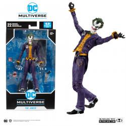 FJERNLAGER: Batman Arkham Asylum Action Figure Joker 18 cm McFarlane Toys KAN SENDES SLUT JULI