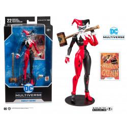 BESTILLINGSVARE: DC Rebirth Action Figure Harley Quinn (Classic) 18 cm McFarlane Toys