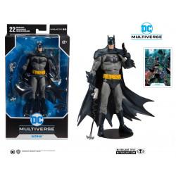 BESTILLINGSVARE: DC Rebirth Action Figure Batman - Modern - Detective Comics number 1000 18 cm McFarlane Toys