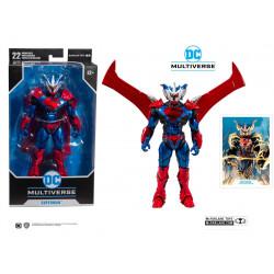 BESTILLINGSVARE: Superman Unchained Action Figure Superman (Unchained Armor) 18 cm McFarlane Toys