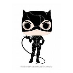 BESTILLINGSVARE: Batman Returns POP! Heroes Vinyl Figure Catwoman 9 cm