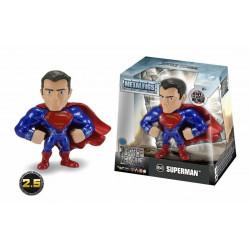 SUPERMAN (M541) Justice League Metalfigs 6 cm metalfigur