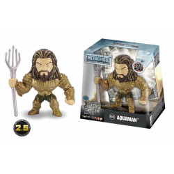 AQUAMAN (M543) Justice League Metalfigs 6 cm metalfigur