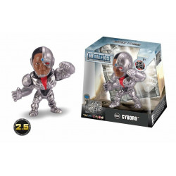 CYBORG (M544) Justice League Metalfigs 6 cm metalfigur