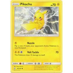 Pikachu - Pokemon Sun & Moon: Cosmic Eclipse - 66/236 - Common