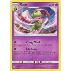 Xatu - Pokemon Sun & Moon: Cosmic Eclipse - 79/236 - Rare
