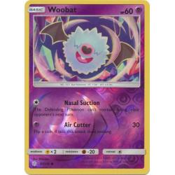 Woobat - Pokemon Sun & Moon: Cosmic Eclipse - 87/236 - Common Reverse Holo