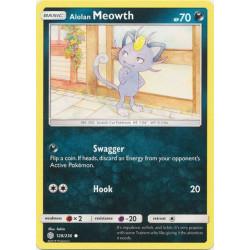 Alolan Meowth - Pokemon Sun...