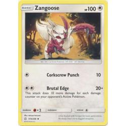 Zangoose - Pokemon Sun &...