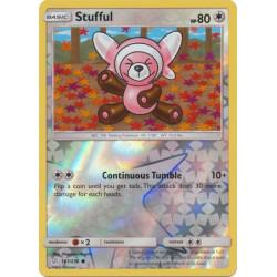 Stufful - Pokemon Sun &...