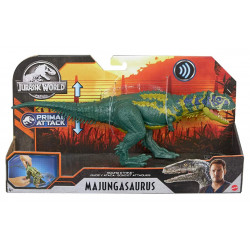 Sound Strike Majungasaurus...