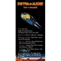 Alien Space Pod - Fistful...