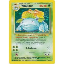 Venusaur - Pokemon Base Set...