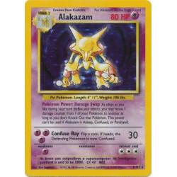Alakazam - Pokemon Base Set...