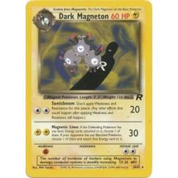Dark Magneton