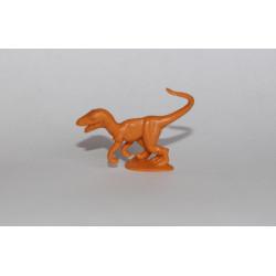 Velociraptor - Orange -...