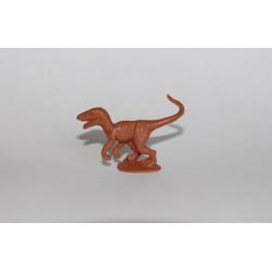 Velociraptor - brown -...