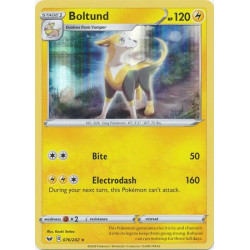 Boltund - Pokemon Sword &...