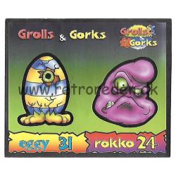 Eggy & Rokko Grolls & Gorks...