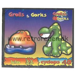 Lelo & Cyclops Grolls &...
