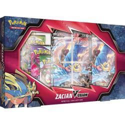 Pokemon V-Union Box: Zacian...