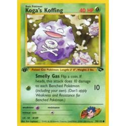 Koga's Koffing