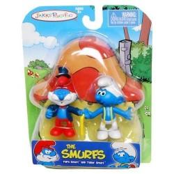 Papa Smurf & Tailor Smurf