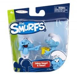 Jokey Smurf & Smurf
