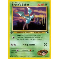 Brock's Zubat