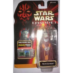 Nute Gunray (New Figure)