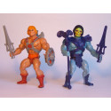 Pre-owned masters of the universe action figures