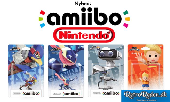Amiibo nyhed