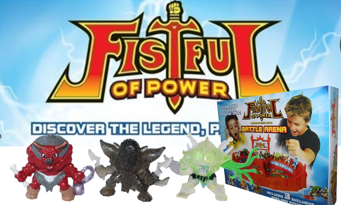 Fistful of Power April 2020