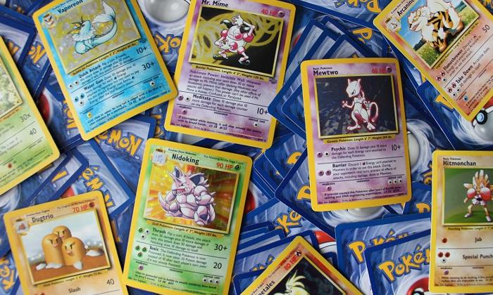 1st Gen Pokemon cards