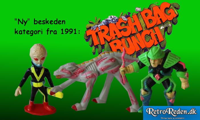 Trash Bag Bunch nyhed