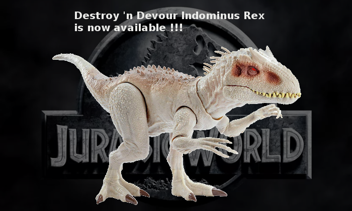 Indominus News