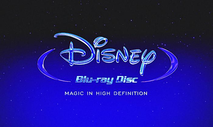 Disney Blu-Ray nyhed