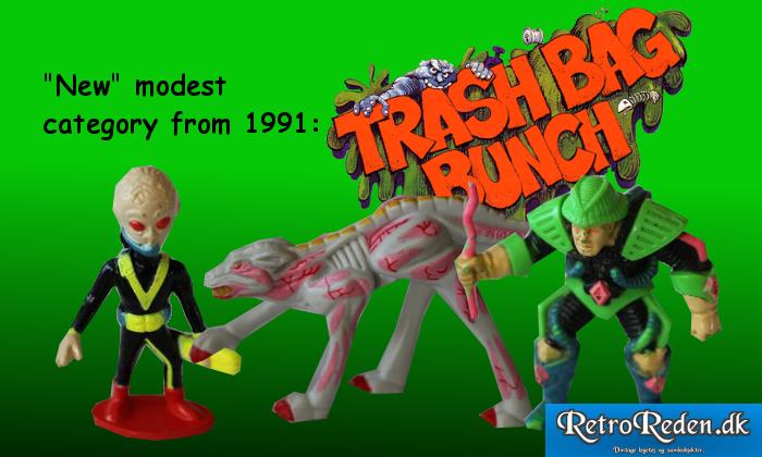 Trash Bag Bunch news