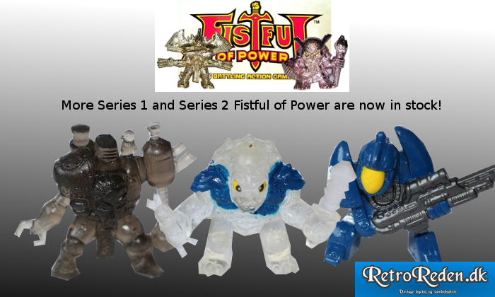 Fistful of Power News