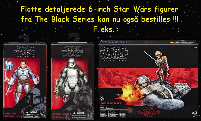 The Black Series nyhed