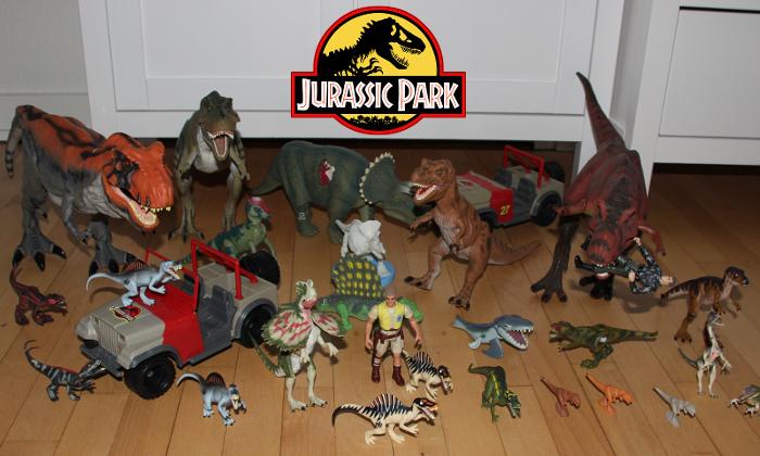 Jurassic Park news December 2019